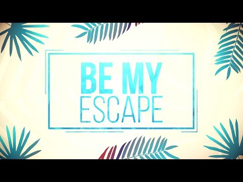 Michael Badal feat. Abigail Barlow - Be My Escape [Official Lyric Video]