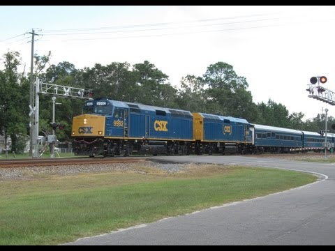 Railfanning Folkston, GA - Sunday September 8, 2013 Part 2
