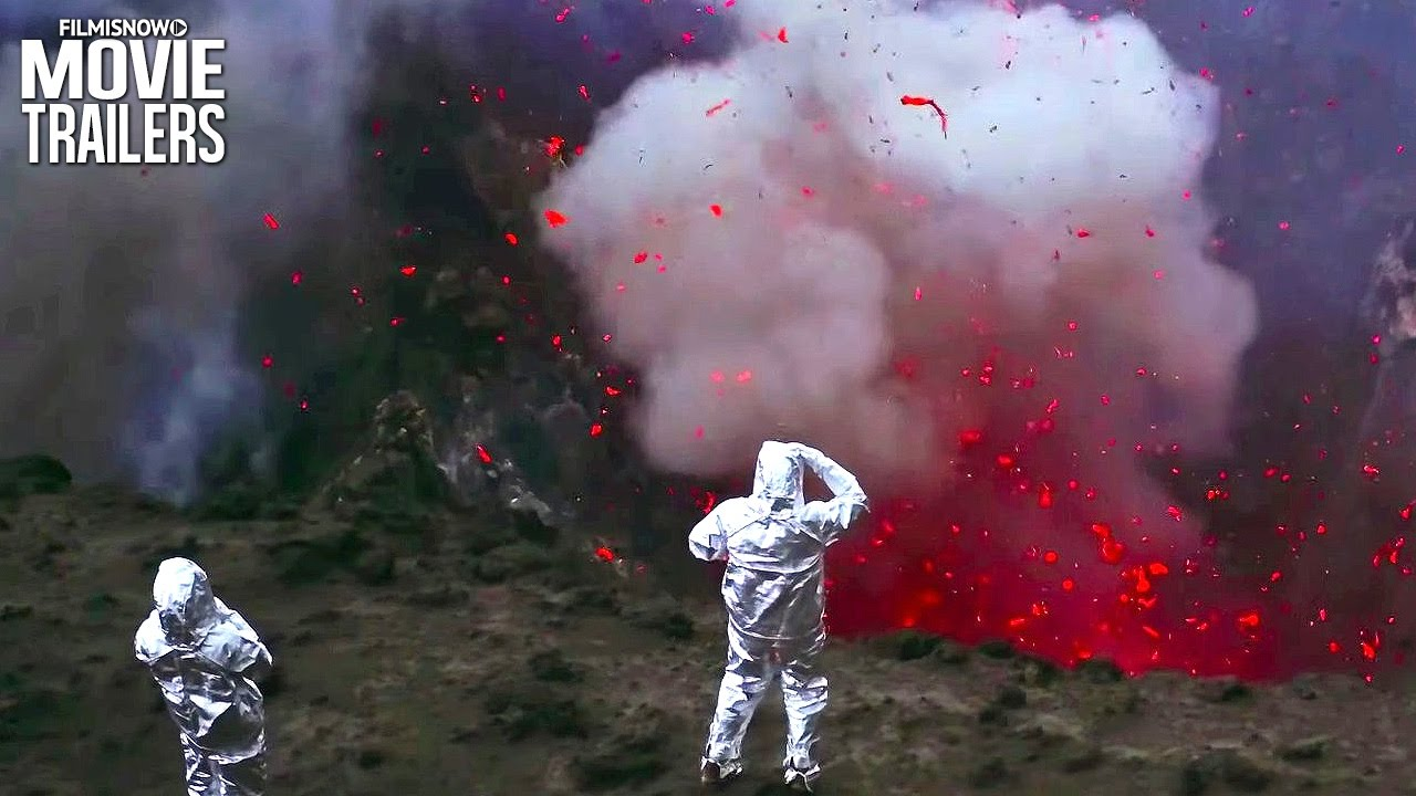 Werner Herzog's INTO THE INFERNO trailer