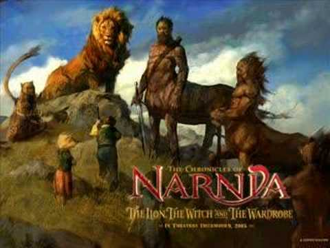 Narnia Soundtrack: A Narnia Lullaby video