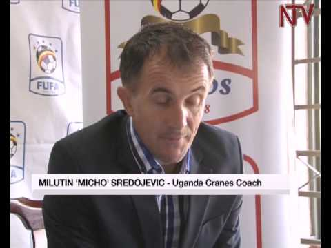 Micho predicts Cranes will be in top 5 African teams by 2025
