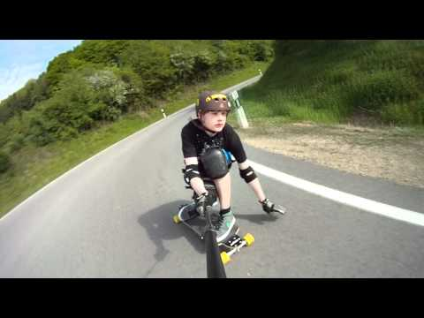 Longboarding: Homerun