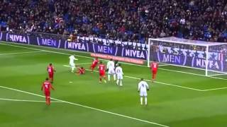 Real Madrid vs Sevilla 2-1 COPE