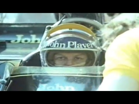 Superswede -a film about Ronnie Peterson- trailer