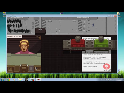 Descargar e Instalar Papers Please FULL en (ESPAÑOL) Ultima version
