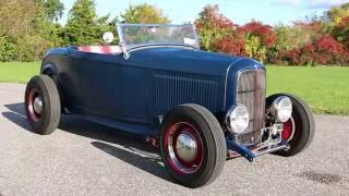 ONLY $12,995 - WeBe Autos Reviews a 1932 Ford High Boy Roadster For Sale