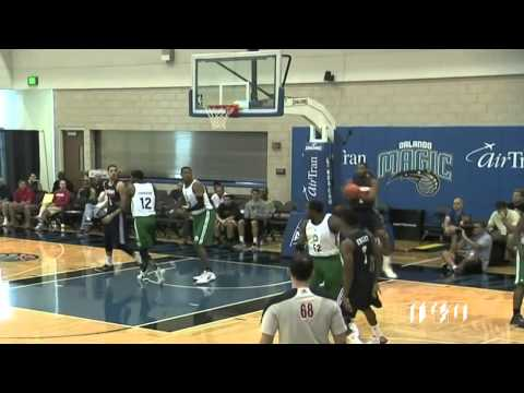 Andre Drummond 2012 Summer League Highlights (HD)
