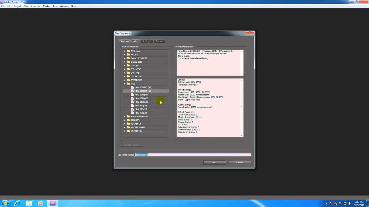 TUTO FR Comment faire du Montage Vidéo sur adobe première pro CS6/CC HD. A
