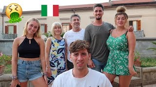 i went on holiday with my family and hated every second of it