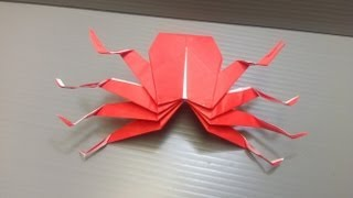 Daily Origami: 127 - Crab