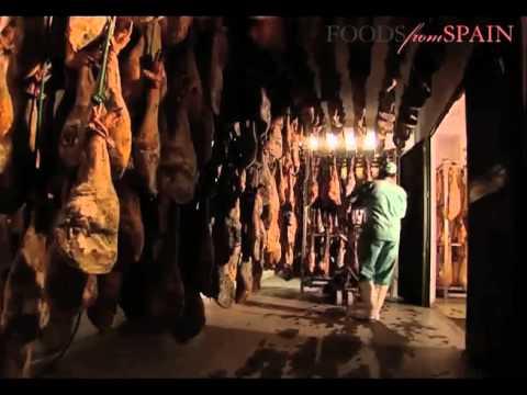 Spanish Ibérico Ham III. The Ham Making Process