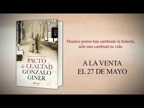 PACTO DE LEALTAD, GONZALO GINER (BOOKTRAILER)