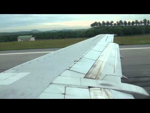 Malaysia Airlines - Boeing 737-4H6 Takeoff At Kuala Lumpur International Airport