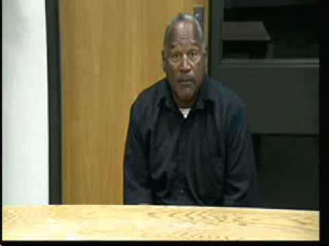 O.J. Simpson Pleads for Shorter Sentence During Hearing