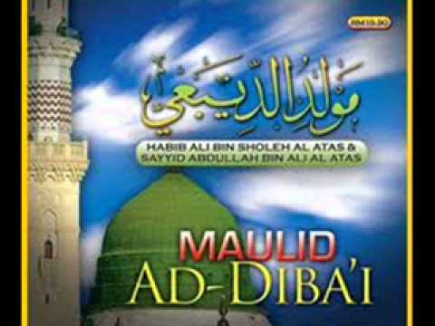 Maulid Diba'i video