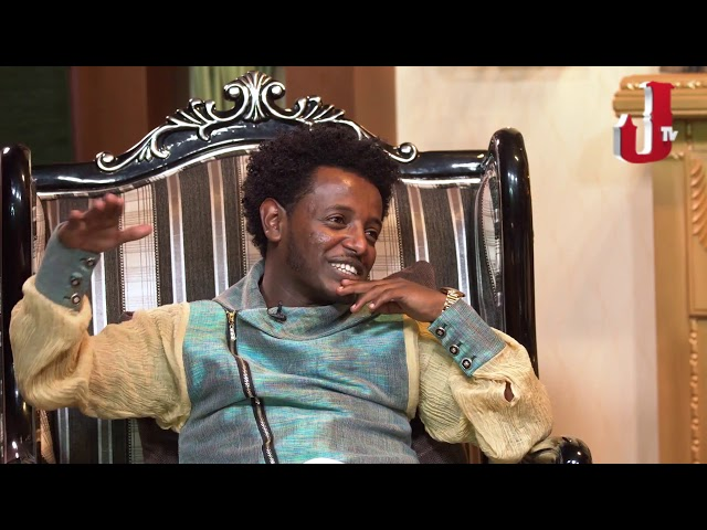 Jossi in the house interview with Esubalew Yetaw October 2017