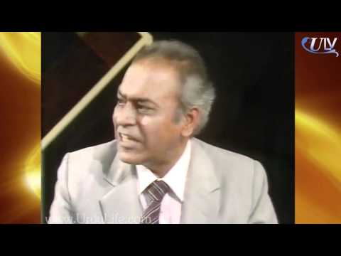 Last Tv Mushaira Of Faiz Ahmad Faiz فیض کا آخری ٹی وی مشاعرہ  [hd] video
