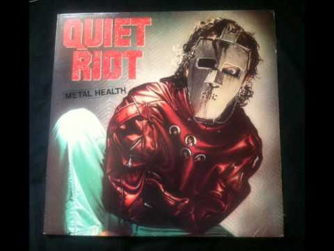 Quiet Riot - Lets Get Crazy