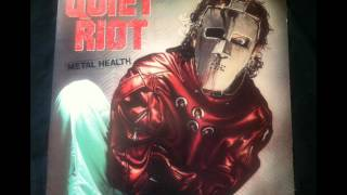 Watch Quiet Riot Lets Get Crazy video