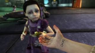 Bioshock Remastered: Final Boss Fight and Ending (Good)
