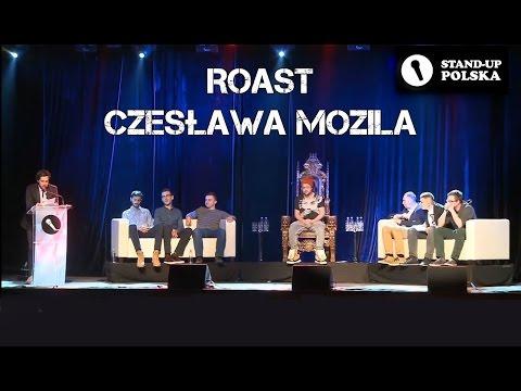 [SKRÓT] Roast Czesława Mozila - IV Urodziny Stand-up Polska