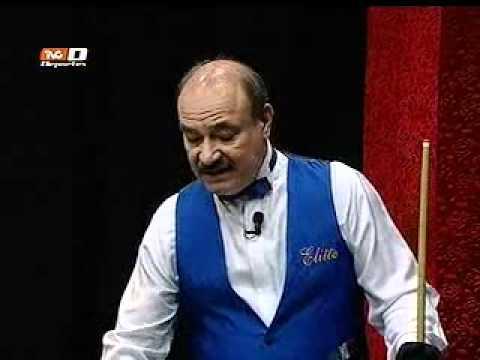 TVC Deportes - Clases de Billar, con Roberto Rojas (16-06-2011)