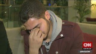 Syrians recount escape from Aleppo