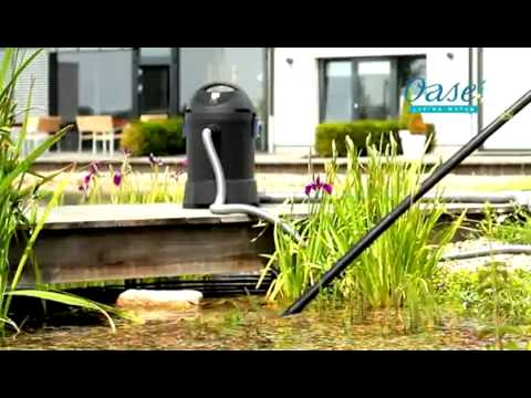 Oase pondovac 4 garden pond and pool vacuum pondliner for Garden pond vacuum review