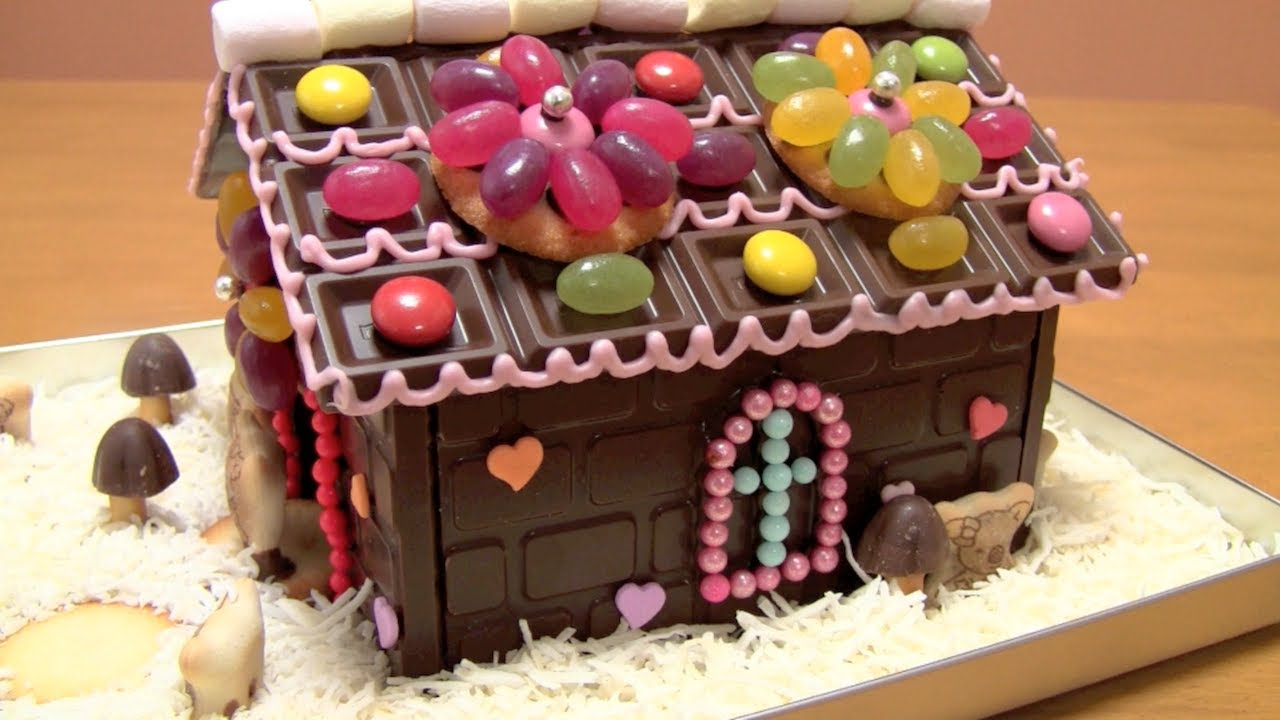 Chocolate House Making Kit