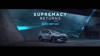 2017 Honda CR-V – Supremacy Returns (Product Video)