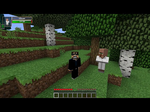 Minecraft Mod - Minecraft Mods - Anti Plant Virus Mod - NEW MOBS, ITEMS AND BIOME!!
