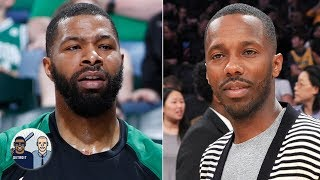 Marcus Morris leaving Rich Paul comes down to simple math - Jalen Rose | Jalen & Jacoby