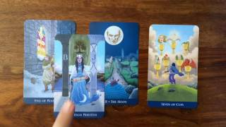 Daily Tarot Reading for 30 August 2016 | Gregory Scott Tarot
