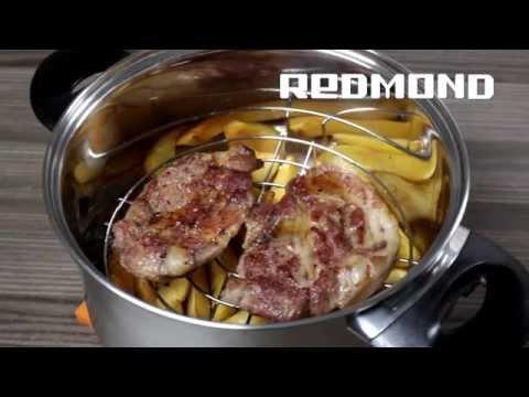 Рецепты для аэрогриля редмонд с пошагово