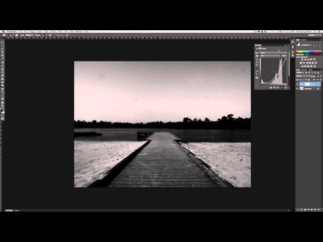 Burning Techniques in Black & White Photography : Camera Settings & Photography
