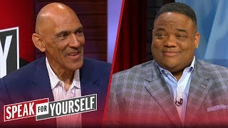 Tony Dungy on Peyton Manning's next move, talks lack of black coaches | NFL | SPEAK FOR YOURSELF