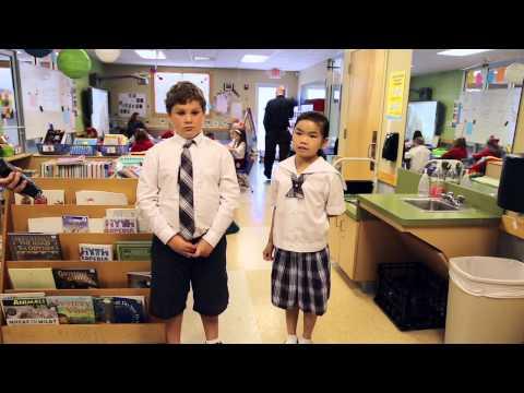 Alex Greystoke-Abercorn International School Video Tour