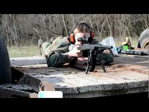 Remington 700 SPS Varmint Shooting .308win