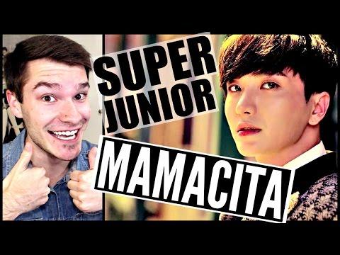 Super Junior (슈퍼주니어) mamacita (아야야) Reaction   Awkward Kpop video