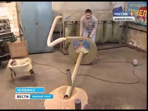 Зернодробилка шмель своими руками