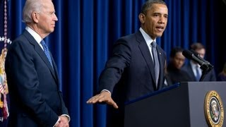 President Obama Introduces a Plan to Reduce Gun Violence