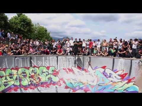 BCSkateparks.com - Birdhouse Left Coast Tour Vancouver