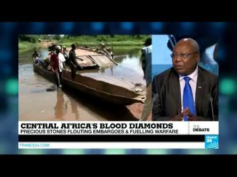 Blood Diamonds Report: Precious Stones, Embargoes and Warfare - #F24Debate (Part 1)