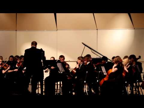 Osbourn Park High School Chamber Ensemble - Sleigh Ride