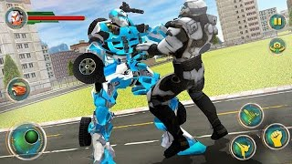 Super Robot City War Heroes Android Gameplay