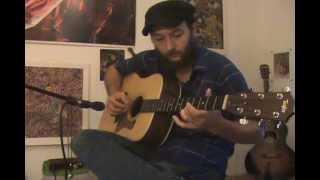 August Oster - Downstream (fingerpicking original song)