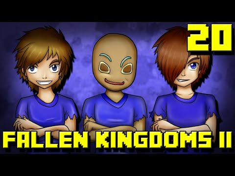 Fallen Kingdoms II : Bataille pour le Sacre Jour 20 Minecraft