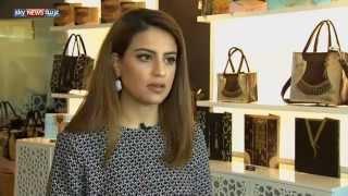 حياة المرأة الخليجية في لوحات بحرينية