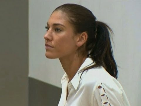 Hope Solo Pleads Not Guilty in Assault Case