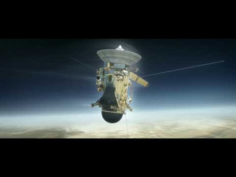 Cassini's Grand Finale at Saturn | UHD Video